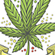 Medical Marijuana Logo Ten - GraphicRiver Item for Sale