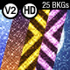 25 Glitter Backgrounds HD - VideoHive Item for Sale