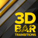 3D Bar Transitions - VideoHive Item for Sale