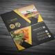 Restaurant Business Card - GraphicRiver Item for Sale