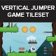 Vertical Jumper Game Kit - GraphicRiver Item for Sale