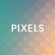 Pixels | Colorful Backgrounds - GraphicRiver Item for Sale