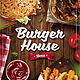 Burger Menu Flyer - GraphicRiver Item for Sale