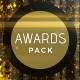 Golden Awards Event Pack - VideoHive Item for Sale