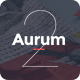 Aurum 2 - Creative Keynote Template - GraphicRiver Item for Sale