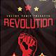 Revolution - Flyer - GraphicRiver Item for Sale