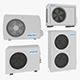 Air Conditioner - 3DOcean Item for Sale