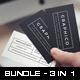 Creative Business Cards Bundle - 15 - GraphicRiver Item for Sale