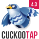 CuckooTap - One Page Parallax WP Theme Plus eShop - ThemeForest Item for Sale