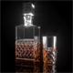 Cashs Crystal Cooper Single Malt Square Decanter - 3DOcean Item for Sale
