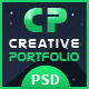 Creative Portfolio PSD Template - ThemeForest Item for Sale