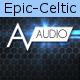 Celtic Epicness - AudioJungle Item for Sale