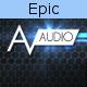 Epic Trailer Under Siege - AudioJungle Item for Sale