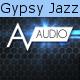 Gipsy Guitar Ident