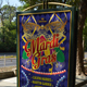 Mardi Gras Celebration Poster Template 38 - GraphicRiver Item for Sale