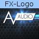 Missile Logo 3 - AudioJungle Item for Sale
