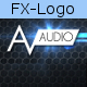 Missile Logo 4 - AudioJungle Item for Sale