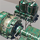 Engine Room Devices - 3DOcean Item for Sale