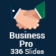 Business Pro - 2 in 1 PowerPoint Template Bundle - GraphicRiver Item for Sale