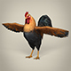 Game Ready Realistic Cock - 3DOcean Item for Sale