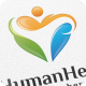 Human Heart - Logo Template - GraphicRiver Item for Sale