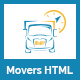 Max Movers - Responsive HTML Template - ThemeForest Item for Sale