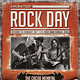 Rock Day Flyer / Poster - GraphicRiver Item for Sale