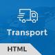 Trust Transport - Transportation and Logistics HTML Template - ThemeForest Item for Sale