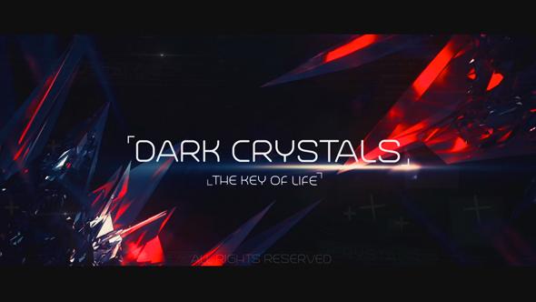 Cinematic Trailer - Dark Crystals