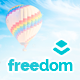 Freedom - Multipurpose Layers One Page WordPress Theme - ThemeForest Item for Sale