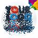 3D Particles Logo Build & Break - VideoHive Item for Sale