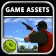 Skeet Challenge Game Assets - GraphicRiver Item for Sale