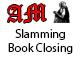 Slamming Book Closing