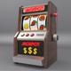 Slot Machine - 3DOcean Item for Sale
