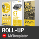 Corporate Roll-up or Banner - GraphicRiver Item for Sale