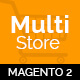 MultiStores - Magento 2 Megashop Theme support Multiple Stores - ThemeForest Item for Sale