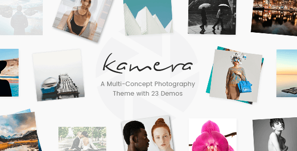 Kamera - Multi-Concept Photography Theme