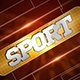 Sports Opener Pack - VideoHive Item for Sale