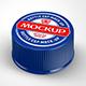 Plastic Bottle Caps Mock-up - GraphicRiver Item for Sale