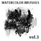 Master of Watercolor Brushes Vol.3 - GraphicRiver Item for Sale