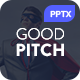 Good Pitch - Elegant Powerpoint Template - GraphicRiver Item for Sale