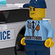 LegoPolice - 3DOcean Item for Sale