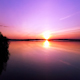 Purple Sunset on the Lake - VideoHive Item for Sale