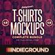 T-shirt Mockups Bundle - GraphicRiver Item for Sale