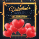 The Valentines Day Flayer - GraphicRiver Item for Sale
