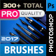 Photoshop Brushes Essentials - GraphicRiver Item for Sale