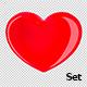 Heart Set - GraphicRiver Item for Sale