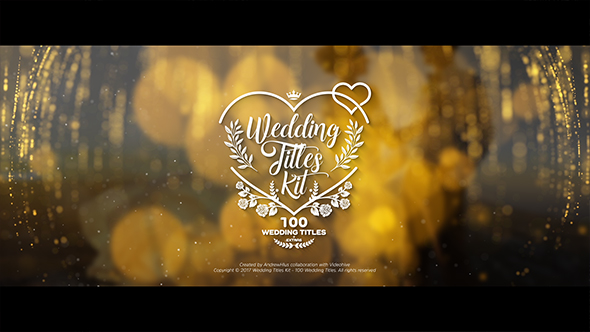 Wedding Intro Video Effects & Stock Videos from VideoHive