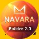 Navara - Responsive Email + MailBuild Online - ThemeForest Item for Sale