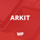 Arkit - Responsive One Page WordPress Theme - ThemeForest Item for Sale